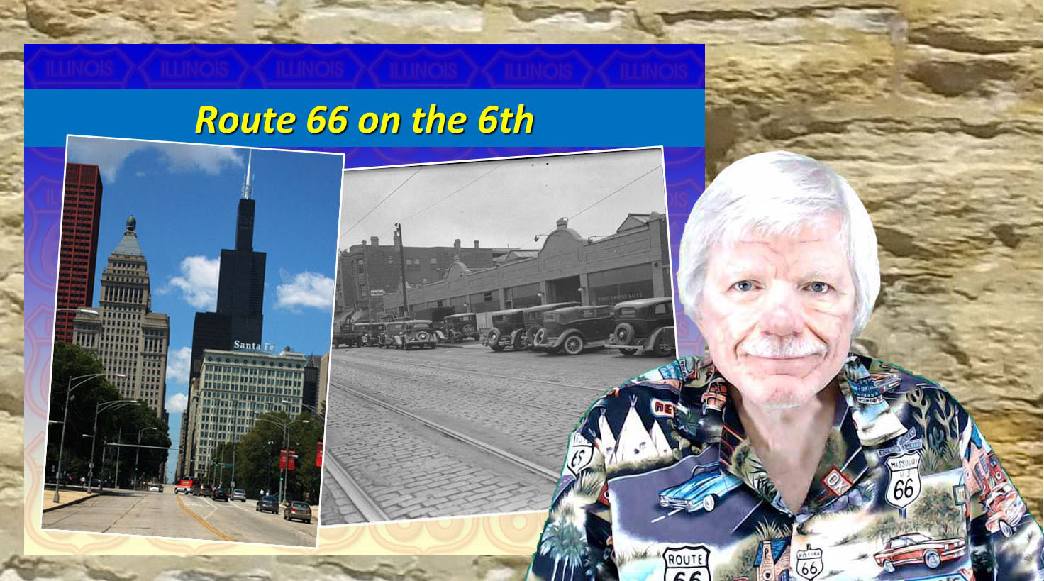 Route 66 in the 6th - Monthly LIVE Event!