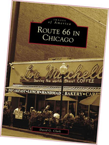 Cover of Route 66 in Chicago, Click for More Info!