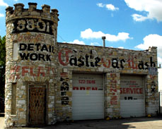 Click Here for Plans to Save the Castle Car Wash.